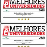 Cursos do Instituto de Matemática da UFAL avançam no Ranking Universitário 2018